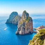 Lo spigolatore di Capri