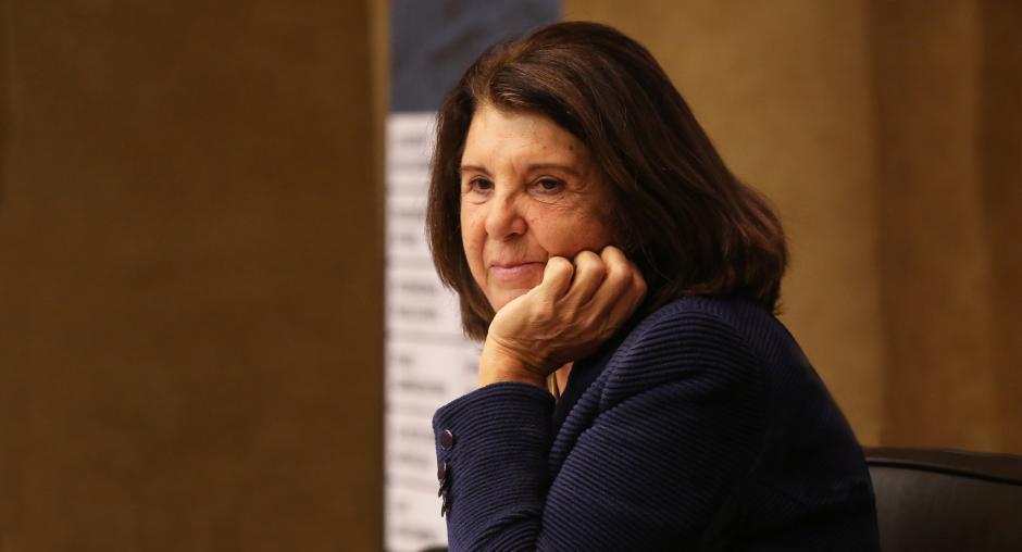 Paola Severino: i ragazzi hanno un forte senso della giustizia. Non glielo dobbiamo far perdere, dobbiamo spiegare loro, con esempi di vita, che sacrificarsi per meritare sia importante